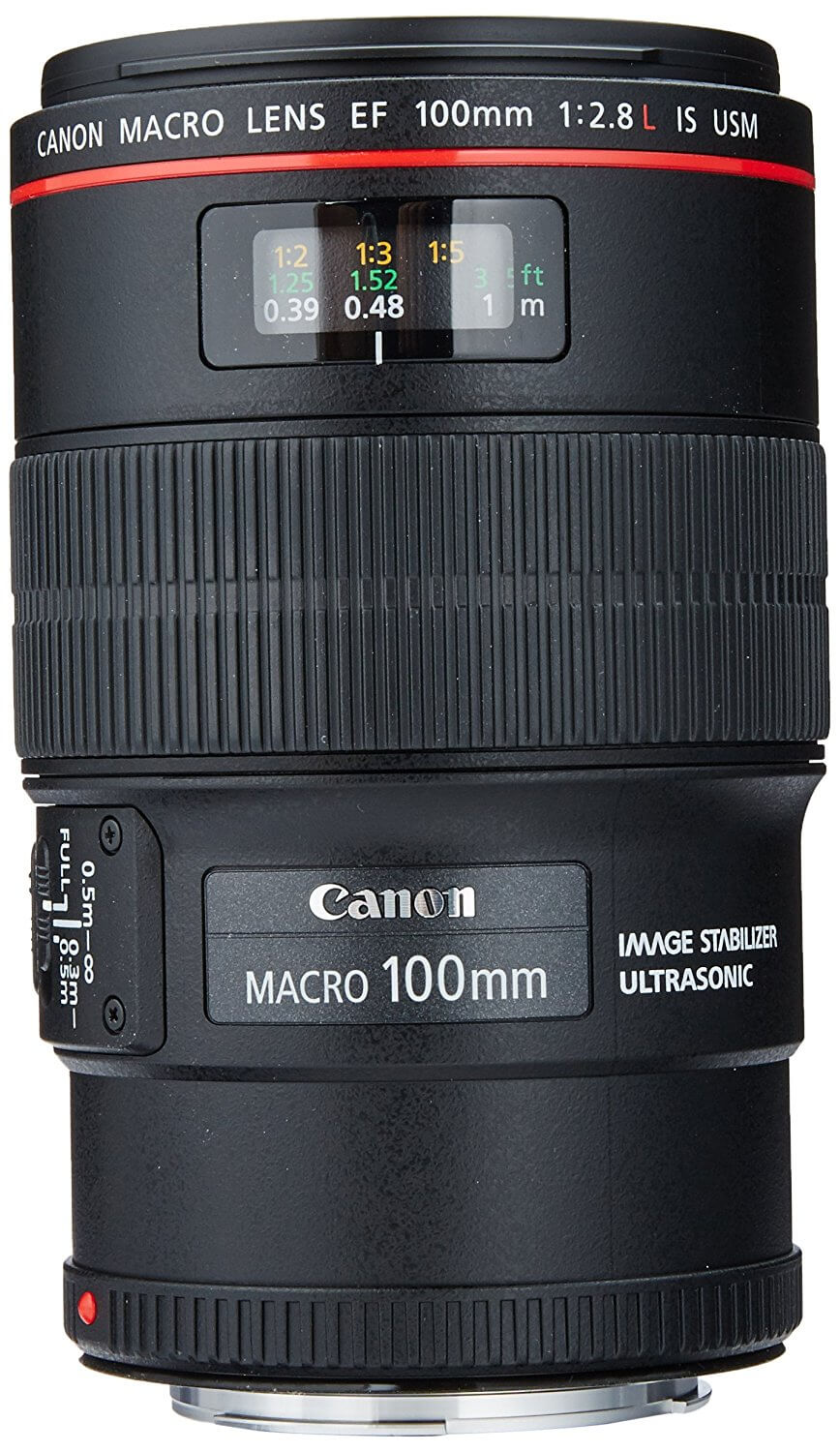 Best Canon Lenses for Portraits and Wedding Photography (Canon EF 100mm f/2.8L IS USM Macro Lens)