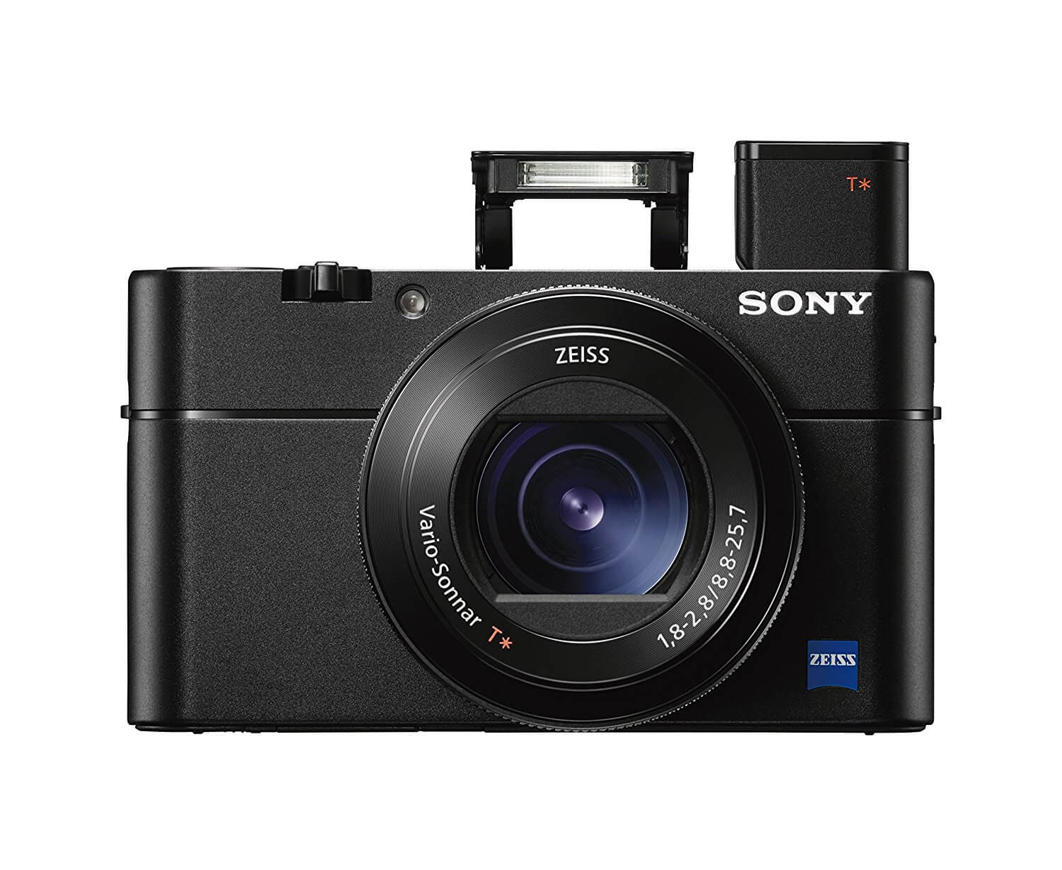 Best Compact Cameras for Professional Photographers (Sony Cyber-shot DSC-RX100 V 20.1 MP Digital Still Camera)