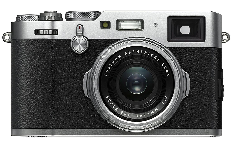 Best Compact Cameras for Professional Photographers (Fujifilm X100F 24.3 MP APS-C Digital Camera)