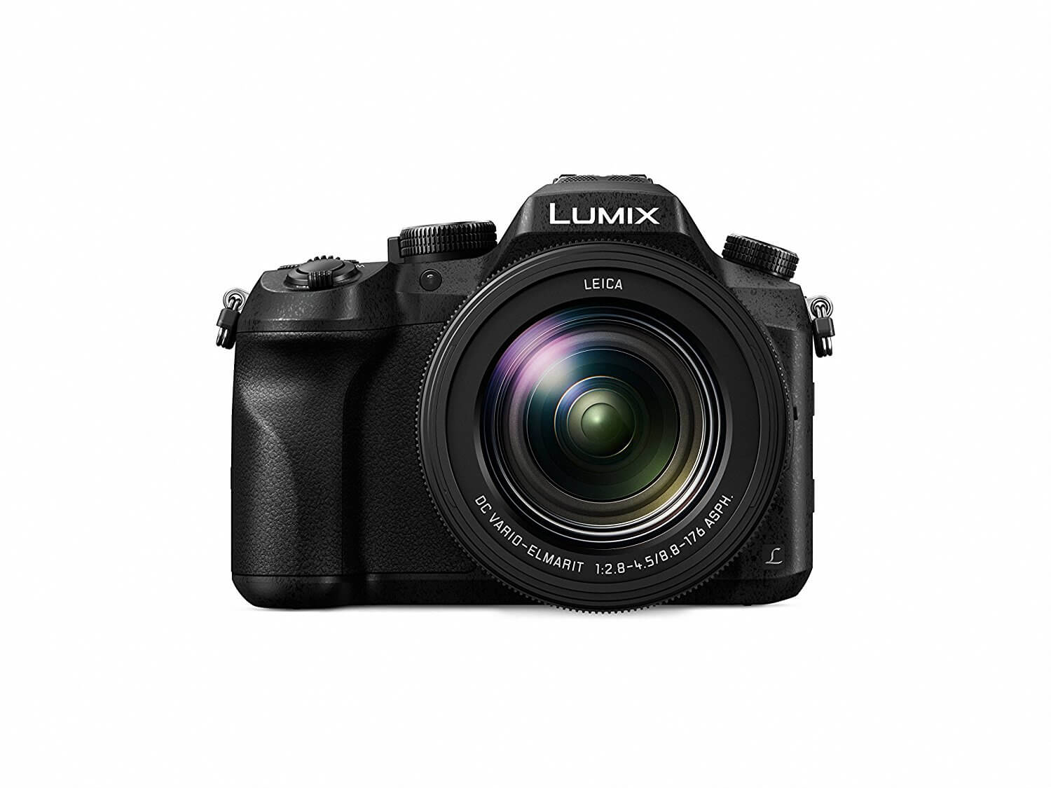 Best Compact Cameras for Professional Photographers (Panasonic Lumix FZ2500 4K Point and Shoot Camera)