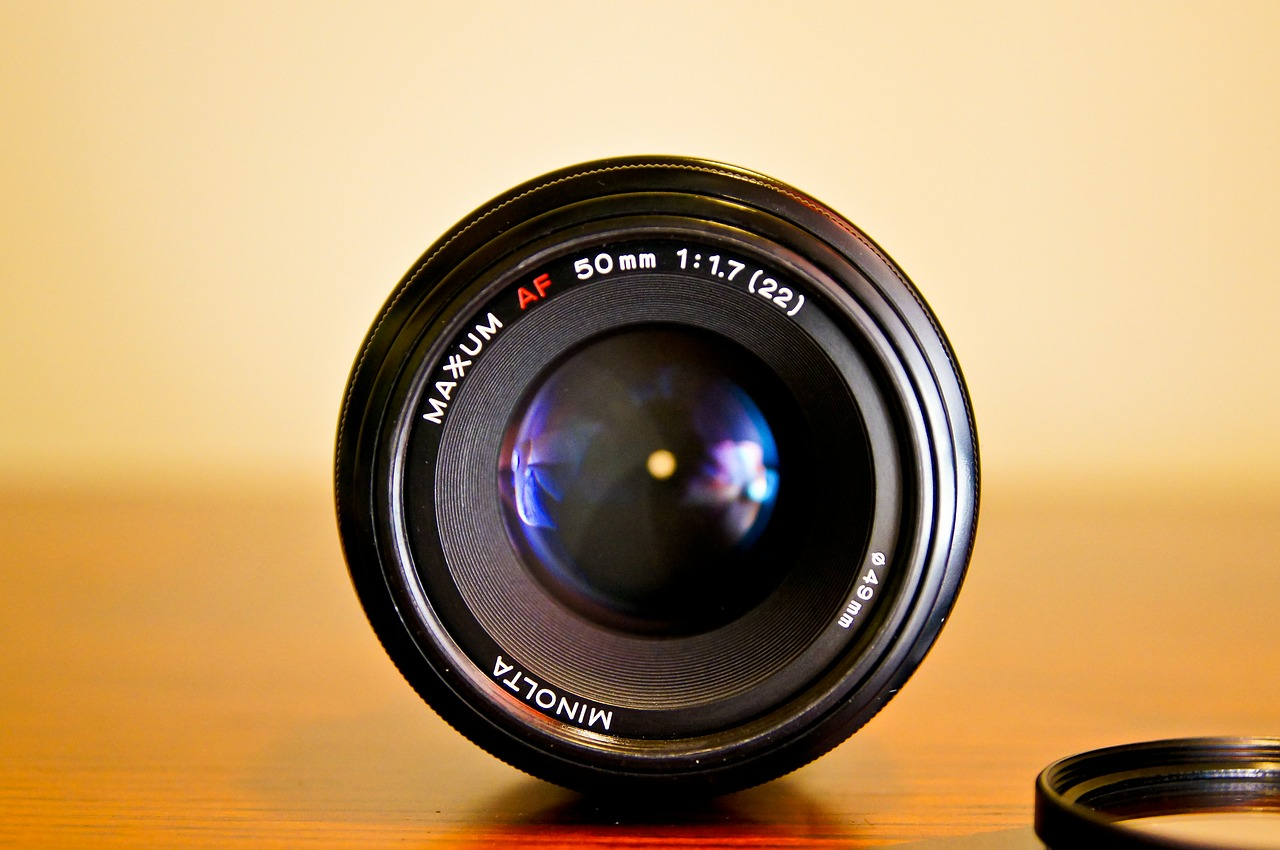 What to know about camera lenses1