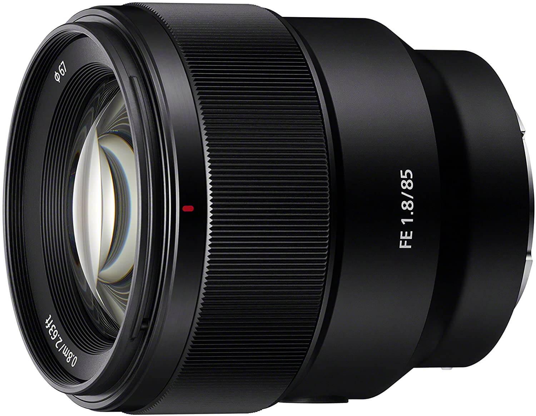 Sony SEL85F18 85mm F/1.8-22