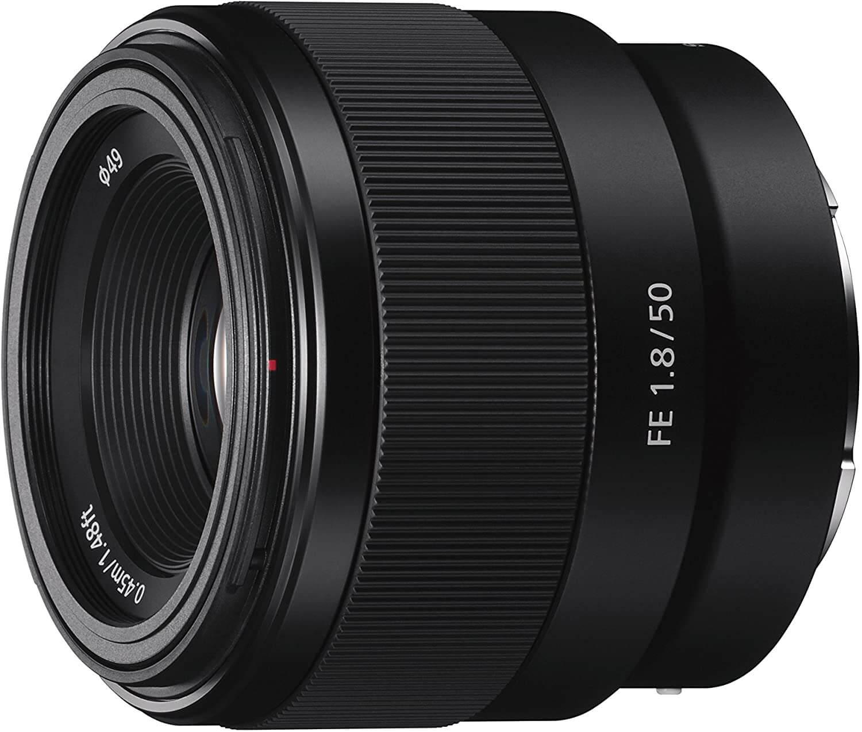 Sony - FE 50mm F1.8