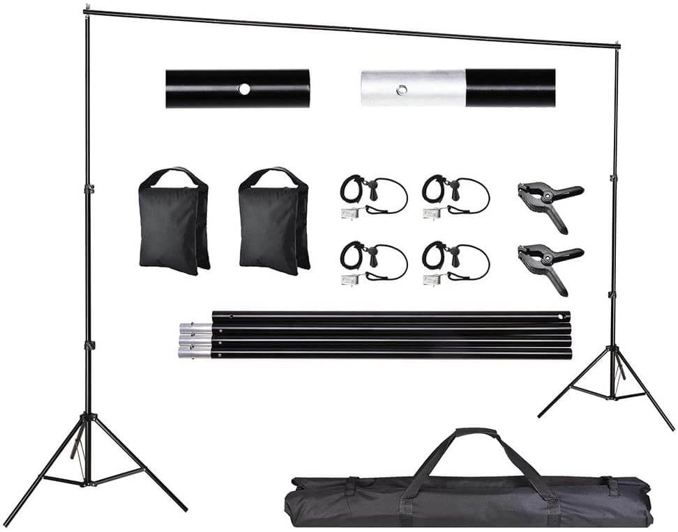 AW 7 x 10 ft. Backdrop Stand