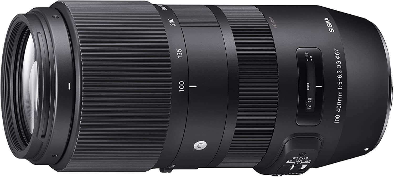 Sigma 100-400mm f/5-6.3